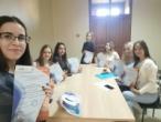 8 ноября 2019 года студенты института приняли участие в Международной научно-практической конференции, посвященной 110-летию Иркутского педагогического института