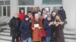 15 ноября 2019 года у студентов ЛПИ - филиала СФУ прошел очередной День Донора