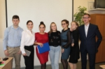 В рамках Регионального молодежного форума «Российское могущество прирастать будет Сибирью...»  работала дискуссионная площадка «Герой дня»